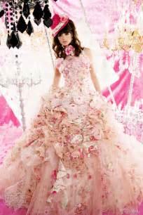 peachy pink wedding dresses wedding inspirasi - Pink Dresses For Wedding