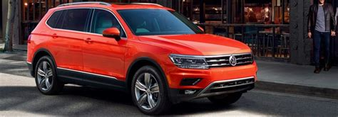How Much Does The New 2019 Volkswagen Tiguan Cost