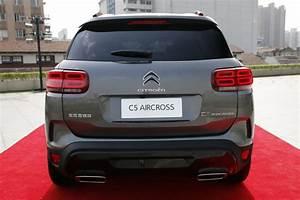 Citroën C5 Aircross Prix Ttc : le citro n c5 aircross dans le d tail en 40 photos photo 40 l 39 argus ~ Medecine-chirurgie-esthetiques.com Avis de Voitures