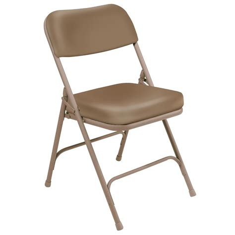 national seating 1200 series premium vinyl folding