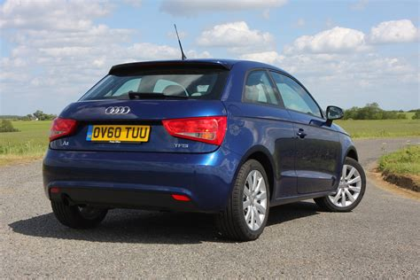 Audi A1 Hatchback Review (video)