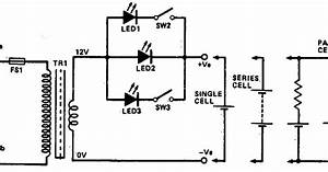 Simple Ni Cad Charger Circuit Diagram