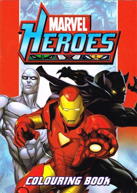 Marvel Heroes Color/Activity (Alligator) [in Comics ...