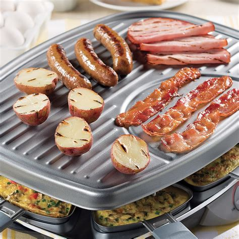 cuisine raclette recette originale festin brunch sur le gril à raclette recettes cuisine
