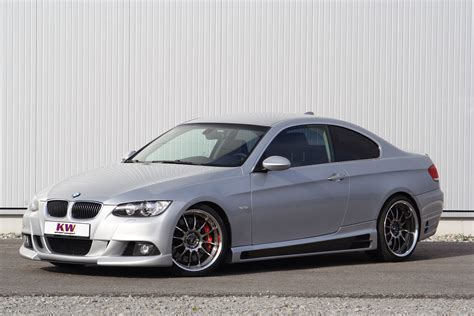 BMW 3-Series Coupe By KW Automotive   Top Speed
