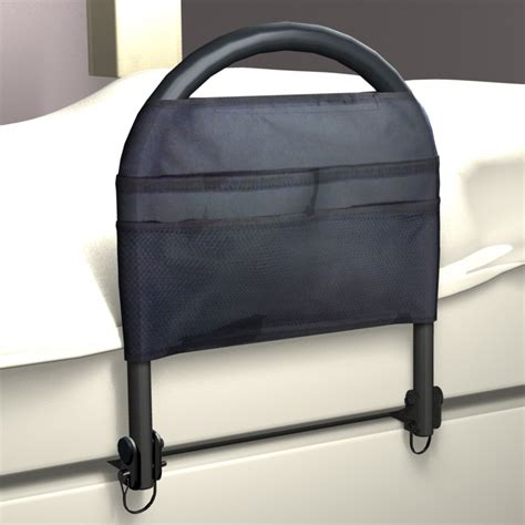 27529 bed rails for stander advantage traveling bed rail and organizer pouch