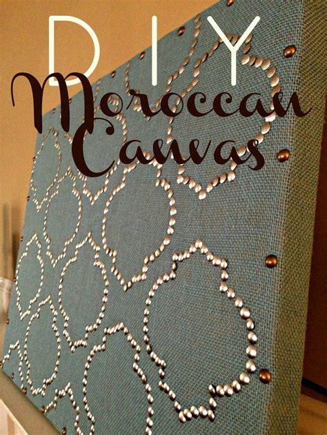 moroccan diy decor images  pinterest craft