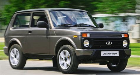 lada jeep 2016 all new lada niva could launch in russia in 2018