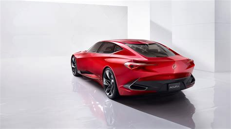 Wallpaper Of Acura by 2016 Acura Precision Concept 4 Wallpaper Hd Car