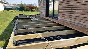 Prix Terrasse Bois : la mini terrasse bois de ced ~ Edinachiropracticcenter.com Idées de Décoration