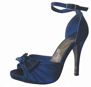 Midnight Blue Evening Shoes Evening Shoes Blue Wedding