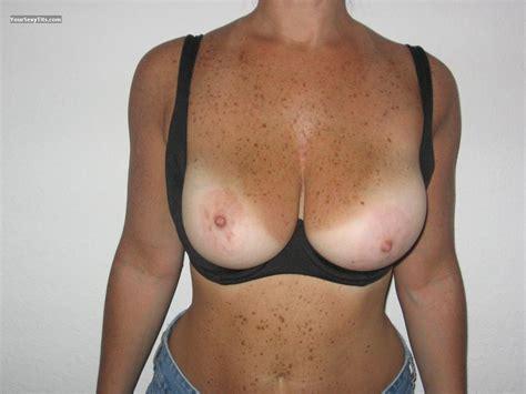 Freckled Redhead Big Tits