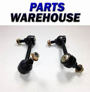 2 Rear Sway Bar Links For 02
