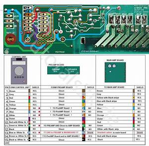 Logitech Z 5500 Wiring Diagram Logitech Z 2300 Wiring