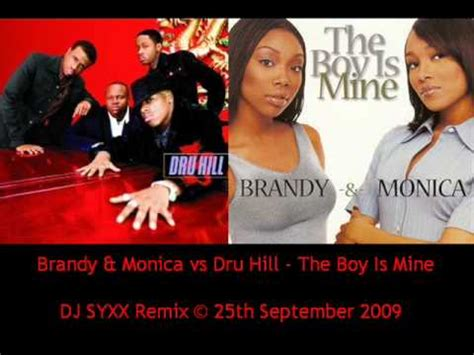 Dru Hill In My Bed Remix by Vs Dru Hill So So Def The Boy Is Mine