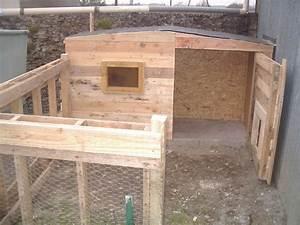 poulailler en palette poules pinterest poulailler en With maison en palette plan 4 poulaillers en palettes et autres recups