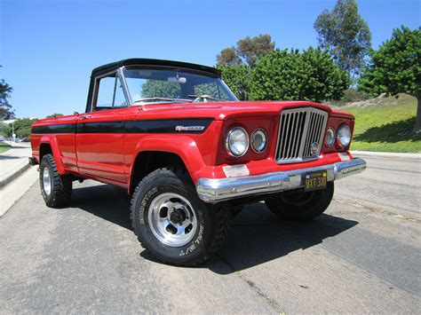 jeep gladiator 1968 jeep gladiator kaiser j2000