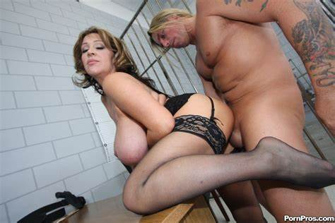 Giving Her His Prick Will Safe From Jail