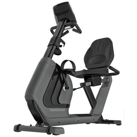 Horizon Fitness® Comfort R Recumbent Exercise Bike ...