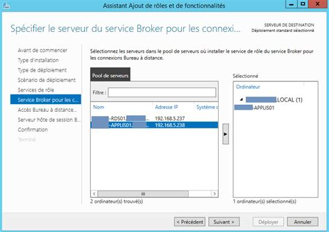 bureau à distance windows server 2012 installation d 39 une passerelle rds tse sous windows