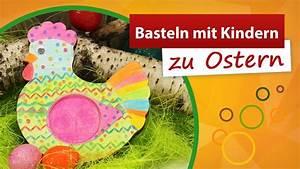 Basteln Zu Ostern : einfache bastelidee malen basteln mit kindern zu ~ Watch28wear.com Haus und Dekorationen