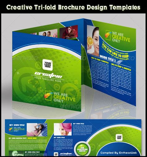 coreldraw brochure template downloads
