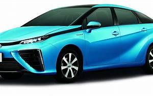 Forum Voiture Electrique : la toyota fcv une voiture lectrique pile combustible pour 2015 ~ Medecine-chirurgie-esthetiques.com Avis de Voitures