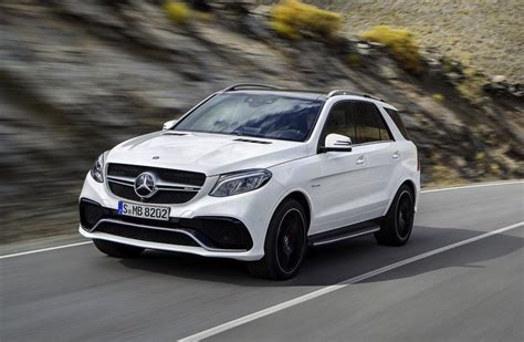 mercedes amg gle mercedes gle revealed as ml class replacement
