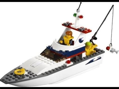 Imagenes De Barcos De Lego by Lego City Barco De Pesca Juguetes Para Ni 241 Os Youtube