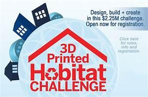 3D-Printed Habitat Challenge   NASA
