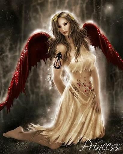 Fantasy Angel Gothic Princess Myniceprofile Angels Female