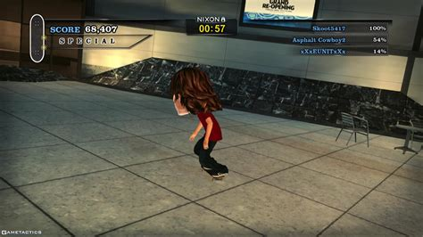 tony hawks pro skater hd review xbox  xbla