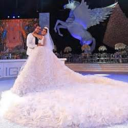 best wedding dress designers top 10 most expensive arab weddings of all the time