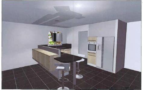 la cuisine de gratuit image modele cuisine en u