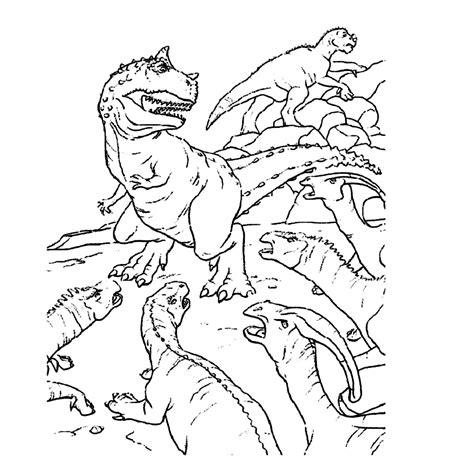 Kleurplaat Dinosaurussen dino s kleurplaten kleurplatenpagina nl boordevol