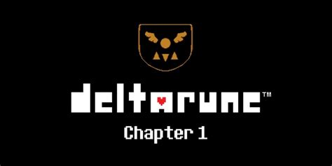 Deltarune Chapter 1 Plays Brilliantly On Switch, But It's
