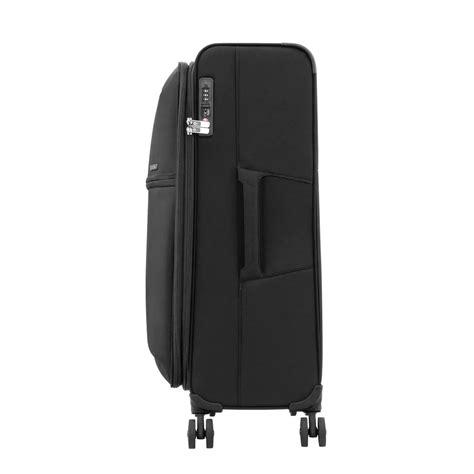 Samsonite valija 72h dlx spinner 78/29 exp (wob) black