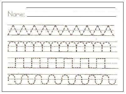 preschool worksheets for handwriting free preschool alphabet worksheets