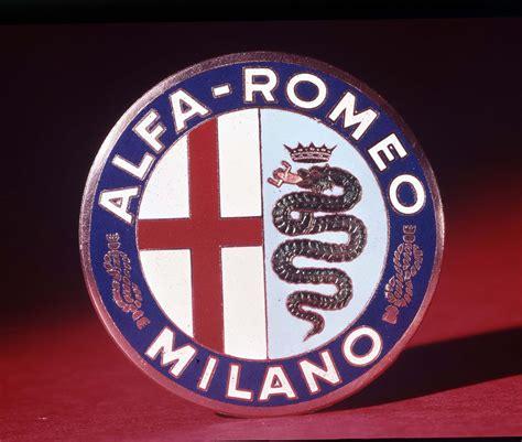 Alfa Romeo Symbol by Logo Alfa Romeo 1920 1925 Emblems Badges For