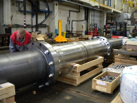 Dresser Rand Inc Linkedin by Dresser Rand Performs Noise Test On Large Pipe Resonator