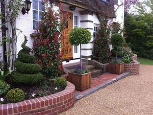decoration adorable front gardens designs engaging front With garden design front of house