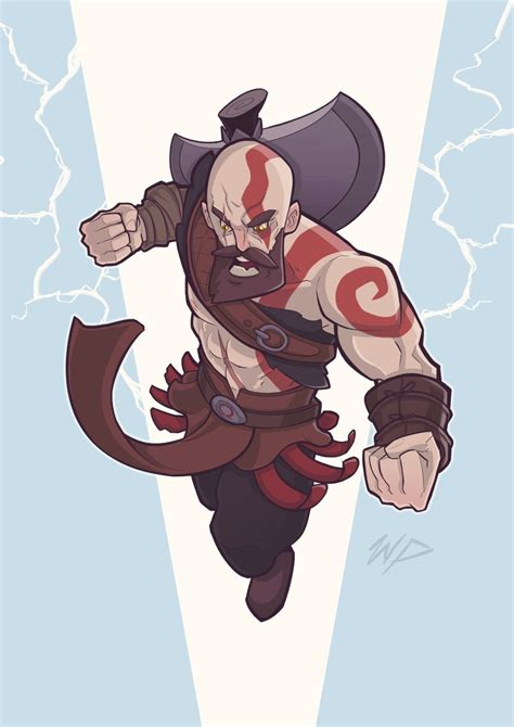 God Of War Fan Art