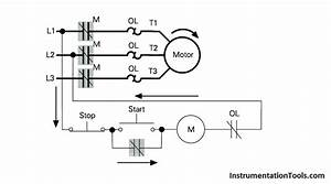 Plc Program For Motor Starter Instrumentation Tools