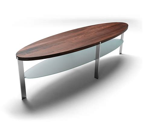 Modern oval coffee tables at 2modern. Modern Solid Wood and Glass Coffee Tables - Wharfside