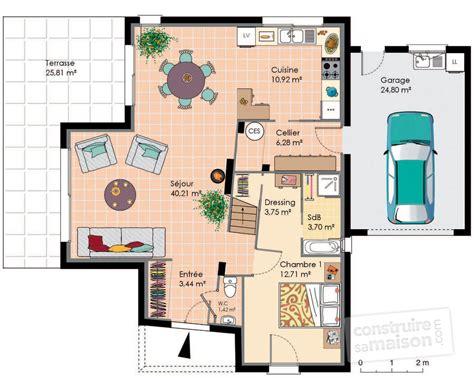 faire un plan de chambre maison moderne et économique dé du plan de maison