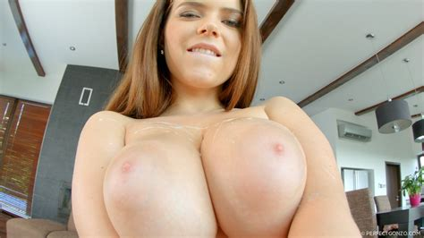 marina visconti showing off her huge tits and getting fucked in pov my pornstar book