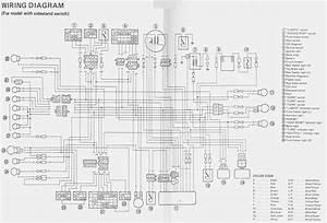 Yc 5002  Yamaha Yfm350 Wiring Diagram Free Diagram In 2020