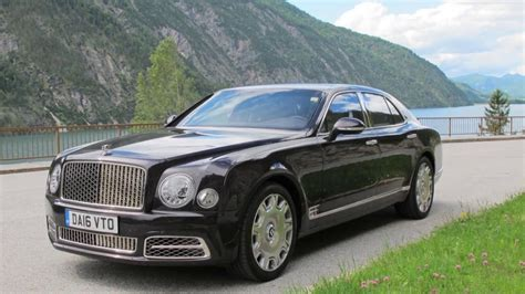 2018 Bentley Mulsanne Review Youtube