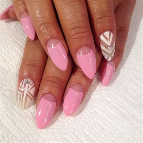 pointed nail designs nail designs for pointed nails 2016 nail styling