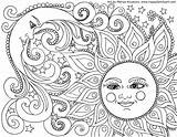 Abstract Coloring Pages Adults Artists Getdrawings sketch template